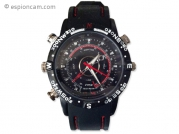 Montre d'espionnage 4Go waterproof