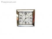 Horloge carrée de table caméra