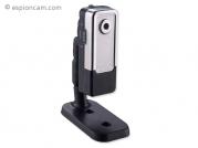 Mini enregistreur vidéo en métal