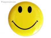 Smiley caméra broche ou ventouse